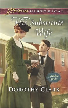 Dorothy Clark - His Substitute Wife / https://www.goodreads.com/book/show/30375548-his-substitute-wife?ac=1&from_search=true