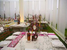 Una decoración de boda al puro estilo andino Image: 12
