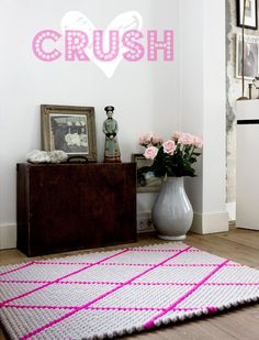 Dot rug by HAY