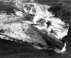 The death of a German U-boat U-185  http://albumwar2.com/the-death-of-a-german-u-boat-u-185/