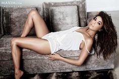 magazine-photoshoot : Eva Longoria Maxim Magazine Photoshoot January/February