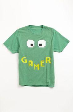 Jem 'Gamer Glow' T-Shirt (Big Boys) | Nordstrom