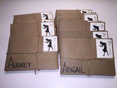 Mystery Party Envelope Nancy Drew