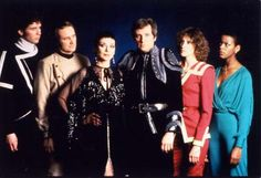 Blakes 7 - I was recently introduced to this show and have seen two seasons... Love it!