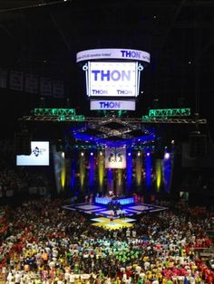THON On. Let's Go State
