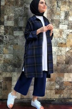 With love Sev - Outfit Center Modest Fashion Hijab, Casual Hijab Outfit, Hijab Chic, Hijab Dress, Muslim Fashion, Modest Outfits, Casual Outfits, Fashion Outfits, Hijab Fashion Inspiration