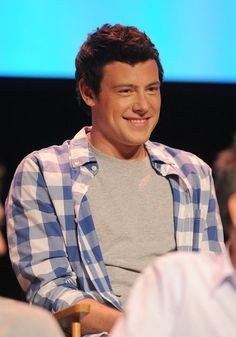 Cory Monteith and his smile :) we are totally gonna miss you and your huge talent. thanks for showing us your amazing voice and your beautiful heart. Rest in PEACE cory. #praysforlea