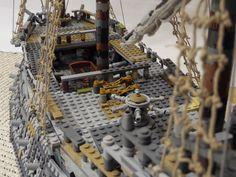 Lego Flying Dutchman