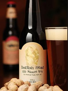 120 Minute IPA Brewery: Dogfish Head Brewery Alcohol by Volume (%): 15 to 20
