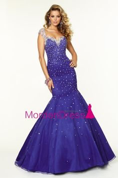 Prom Dresses 2015 Straps Prom Dresses Mermaid Trumpet Floor Length Beaded Bodice Organza , You will find many long prom dresses and gowns from the top formal dress designers and all the dresses are custom made with high quality Mori Lee Prom Dresses, Straps Prom Dresses, Prom Dresses 2016, Tulle Prom Dress, Mermaid Prom Dresses, Cheap Prom Dresses, Strapless Dress Formal, Formal Dresses, Party Dresses