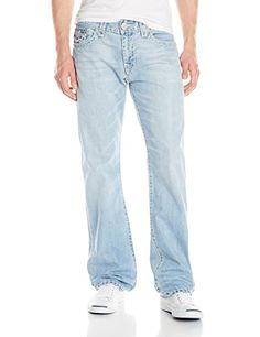 True Religion Men's Ricky Relaxed Straight Fit Jean, Rolling Ice, 32x34 True Religion http://www.amazon.com/dp/B00QKIMI9W/ref=cm_sw_r_pi_dp_9Z6pwb1C3S7ZZ