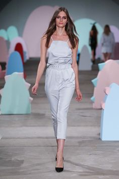 Alice McCall ready-to-wear spring/summer '15/'16: