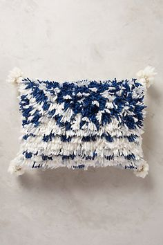 Damak Pillow #anthropologie. Oh, Anthropologie, how I love thee. Why do you have to be so darn expensive all the time? But, really - why?