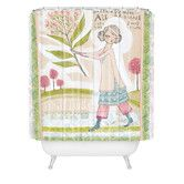 Found it at AllModern - Cori Dantini Woven Polyester Small Truths Shower Curtain