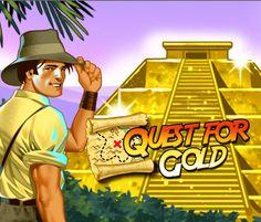 Quest for Gold - auch von Novoline aber recht unbekannt