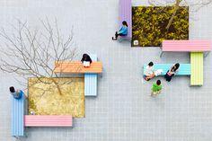 実践女子大学日野キャンパス | stgk.jp #placemaking #design #DSALighting