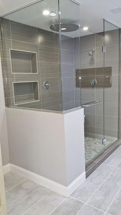 Modern Bathroom Shower Tile Remodel Design Ideas To Have Soon Small Bathroom With Shower, Master Bathroom Shower, Mold In Bathroom, Bathroom Ideas, Shower Ideas, Beige Bathroom, Bathroom Showers, Bathroom Mirrors, Simple Bathroom