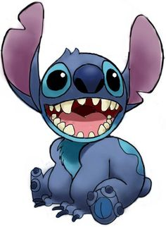 Stitch from Lilo and Stich! I love this guy!!!   awwwwwww!!!