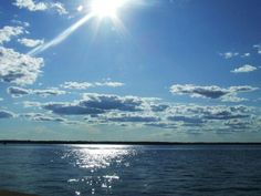 Pointe du chene wharf Clouds, Outdoor, Outdoors, Outdoor Games, Outdoor Living, Cloud