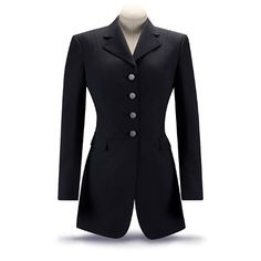 RJ Collections Essential frock coat