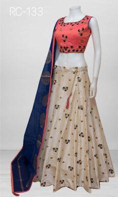 Latest REKHA Ethinc Shop Embroidered Work Indian Bollywood Designer Lehenga Choli Ethnic Look Women Semi-Stitched Lehenga Choli Orange Saree - PH HOT Lehenga Gown, Lehnga Dress, Party Wear Lehenga, Lehenga Choli Online, Bridal Lehenga Choli, Indian Lehenga, Ghagra Choli, Indian Gowns Dresses, Indian Fashion Dresses