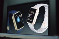 Ver Mejoras en WatchOS 2.0 y Nuevas Correas y Modelos de Apple Watch