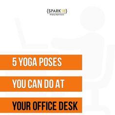 Yoga se hi hoga! De-stress yourself with these simple yoga asanas. Morning Motivation, Fitness Motivation, Simple Yoga, Yoga Challenge, Asana, Yoga Inspiration, You Can Do, Yoga Poses, Stress