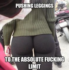 Leggings Level 1000 Pushing Leggings to the Absolute Limit - Tight Clothes Fail ---- hilarious jokes funny pictures walmart humor fails