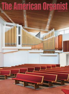 September, 2012. Shepard of the Valley Lutheran Church, Apple Valley MN. Holtkamp Organ Company.