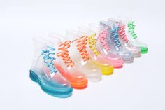 Jelly Rubber 8-Eye Classic Rain Boot