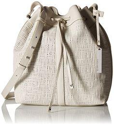 """""""Vince Camuto Jaxen Drawstring Shoulder Bag"""