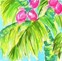 CocoNUTS about summer. #Lilly5x5