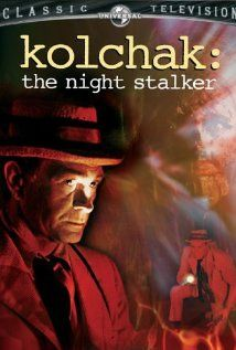 Kolchak: The Night Stalker (TV Series 1974–1975) - I remember watching this with my mom.