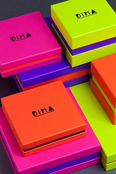 DINA exclusive jewelry on Behance