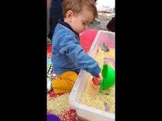 KUŞ YEMİNDEN DUYUSAL HAVUZ – Montessori Etkinlikleri