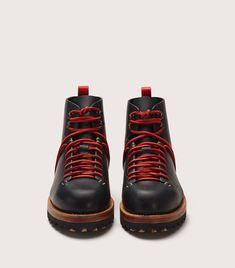 47f5ba05c4094d Bamboo Hiker Black Red