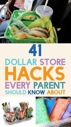 You HAVE TO check out these 8 Dollar store hacks! They're SO GOOD! I've already tried a couple and I've save SO MUCH money and my home looks so cute! I'm SO HAPPY I found this! Pinning for later!