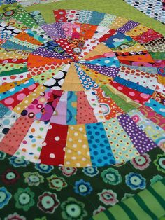 Spot On Quilt, Red Pepper Quilts