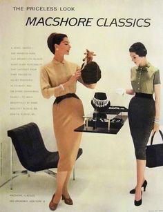 1955 Macshore Classics NY Fashion