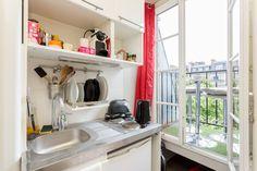 Studio Eiffel Tower - Departamentos en alquiler en París