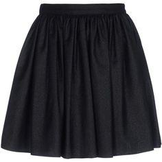 Mauro Grifoni Mini Skirt found on Polyvore