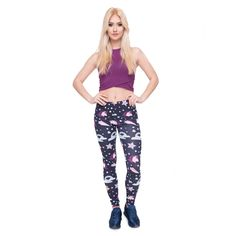 Our printed leggings are bestsellers for a reason! Incredibly soft leggings offer medium warmth for standalone cool-weather comfort. Made with French terry is a soft performance material that stretches and wicks moisture away, making the. Unicorn Leggings, Women's Leggings, Unicorn Merchandise, Harem Pants, Pajama Pants, Horse Print, Leggings Fashion, Printed Leggings, French Terry