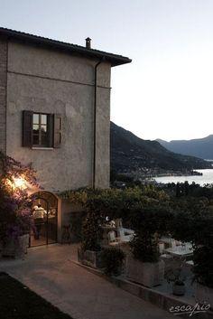 In einem alten Kloster untergebrachtes 4 Sterne Hotel in Salo, Italien: Villa Arcadio Hotel & Resort