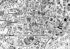 awesome campus map