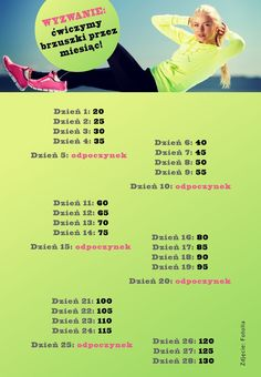 Back Exercises, 30 Day Challenge, Zumba, Just Do It, Personal Trainer, Yoga Fitness, Healthy Lifestyle, Challenges, Workout