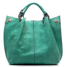 Susan Nichole Vegan Handbag - Bianca in Mint