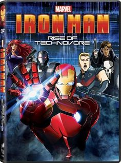 Iron Man: Rise of the Technovore Bilingual DVD ~ Hiroshi Hamasaki, http://www.amazon.ca/dp/B00BFCZAKM/ref=cm_sw_r_pi_dp_KoCAsb0HBC073
