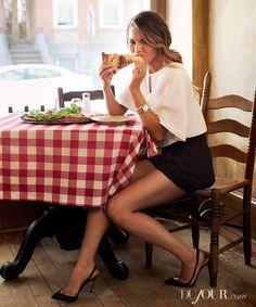The hot model Chrissy Teigen talks about John Legend, photoshoots and her biggest regret.