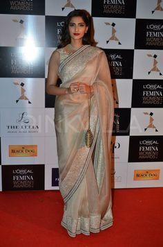 Sonam Kapoor at the L'Oreal Paris Femina Women Awards | PINKVILLA