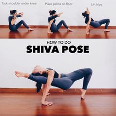 Start with some hip opening exercises (lunges lizard pose butterfly pose elephant trunk pose) and hip extension exercises (cobra pose How To Pose, How To Do Yoga, Lizard Pose Yoga, Hip Extension Exercise, Hip Opening Stretches, Kobra, Dancer Stretches, Butterfly Pose, Yoga For Balance